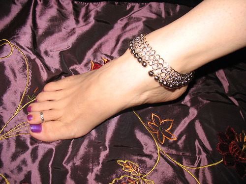 slave anklet 2