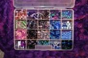 More random leftover beads.